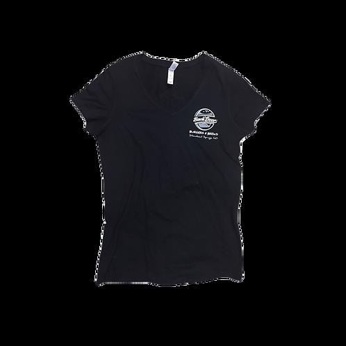 OG Logo T-Shirt - Women's V-Neck