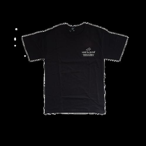How Ya Doin' Logo T-Shirt - Crew Neck