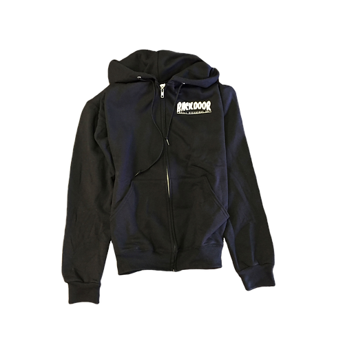 Thrasher Logo Zip-Up Hoodie