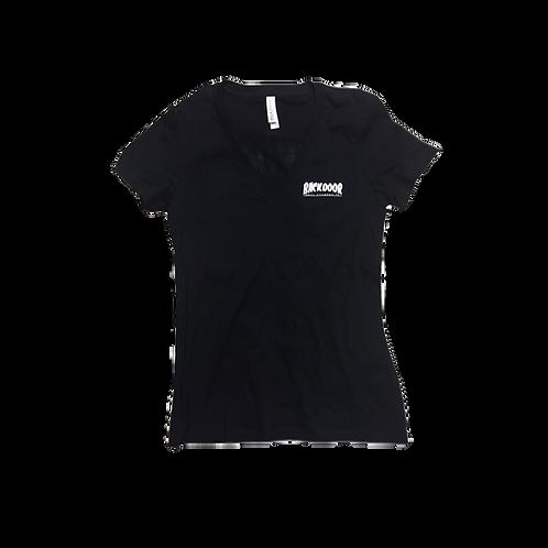 Thrasher Logo T-Shirt - Women's V-Neck