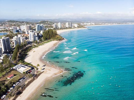Aerial of Coolangatta, Australia..jpg