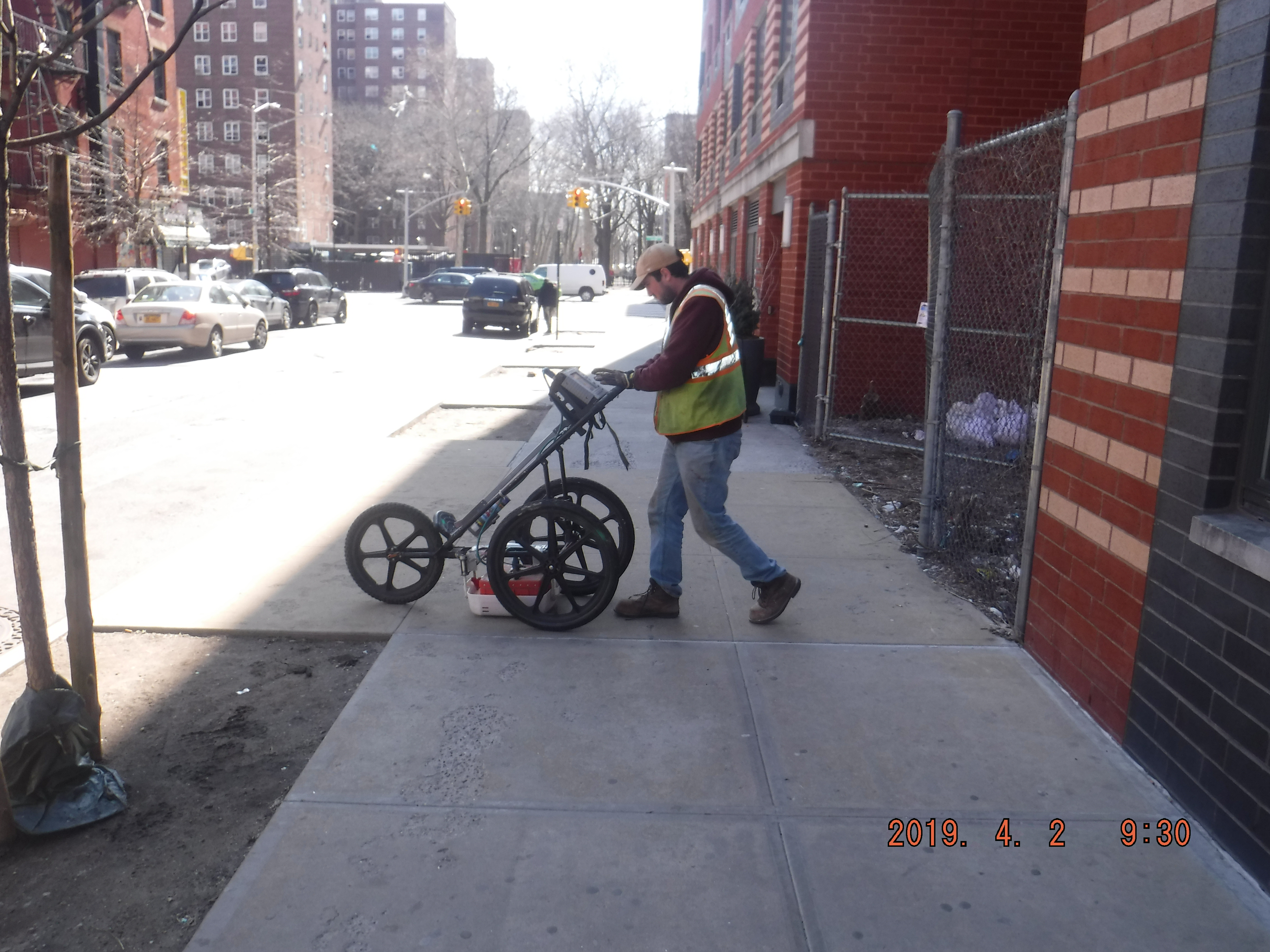 GPR in Manhattan