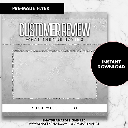 Customer Review #9 [Instant Download]