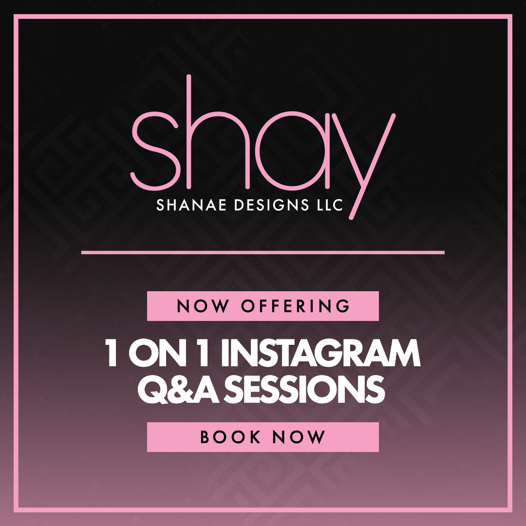 1 On 1 Instagram Q&A Session