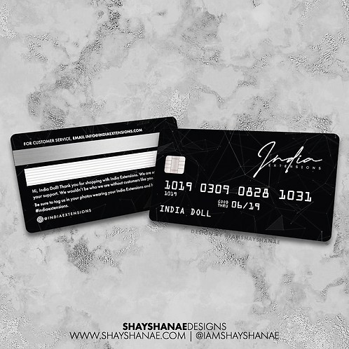 Credit Business Cards