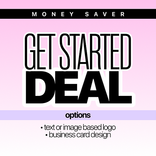Get Started Deal