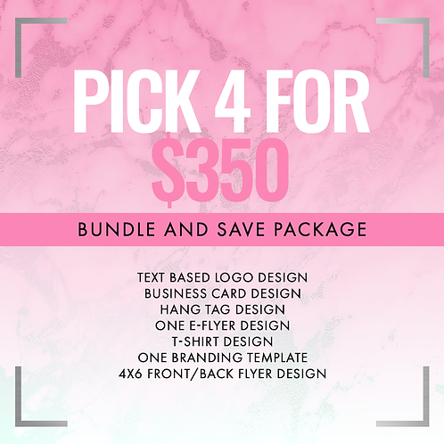 Bundle + Save Package