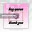 Thumbnail: Love (Pink) Premade [Digital Download]