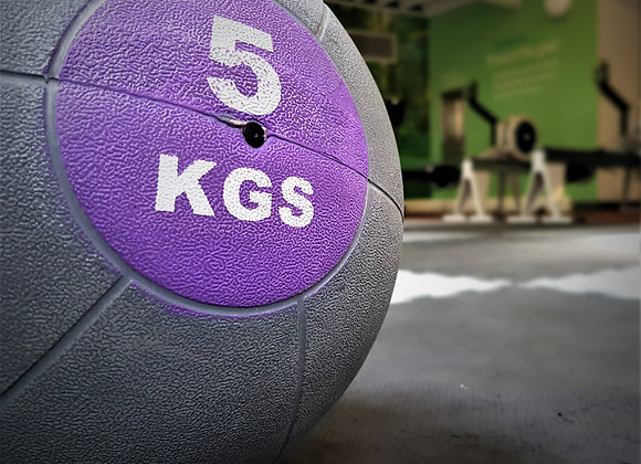 1 Hour Personal Training - 5 Sessions