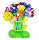 Цветы из шаров Владимир
