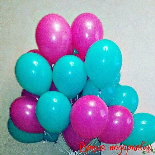 Воздушные шары 25 шт