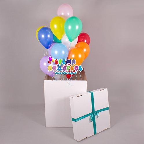 Коробка с шарами №32