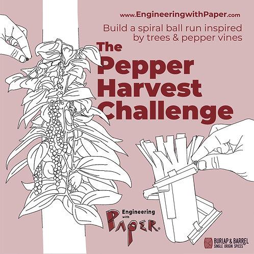The Pepper Harvest Challenge