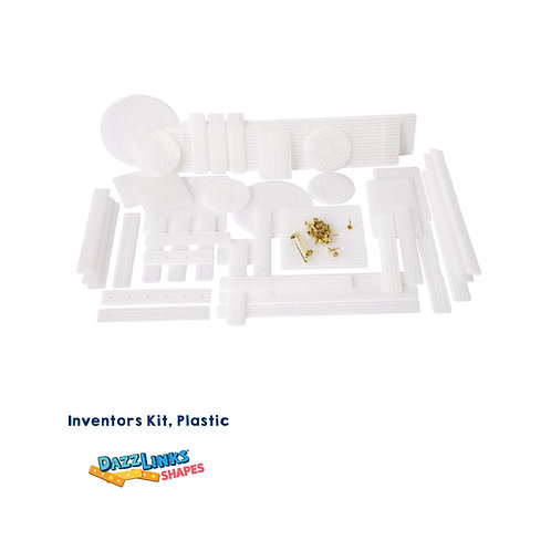 DazzLinks Shapes, Plastic Inventors Kit