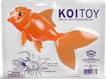 Koi Toy Light-Up Bath Goldfish