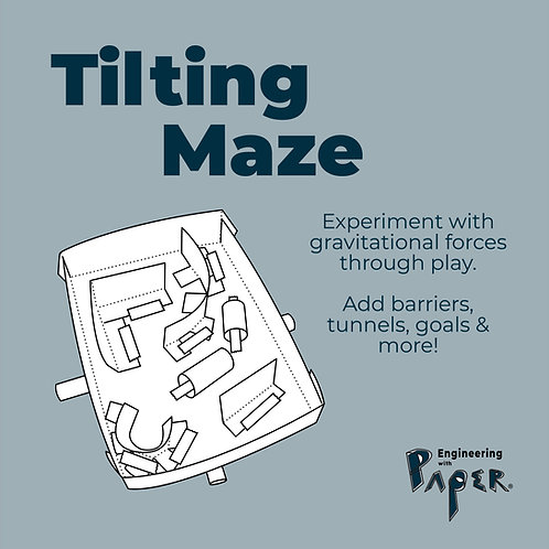 Tilting Maze - Gravitational Forces