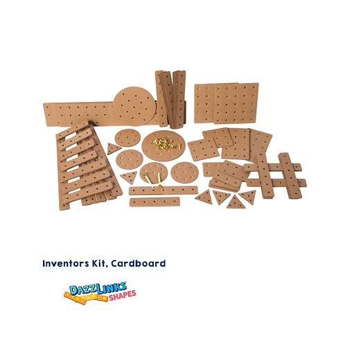 DazzLinks Shapes, Cardboard Inventors Kit