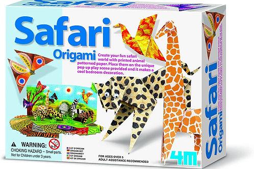Safari Origami Set