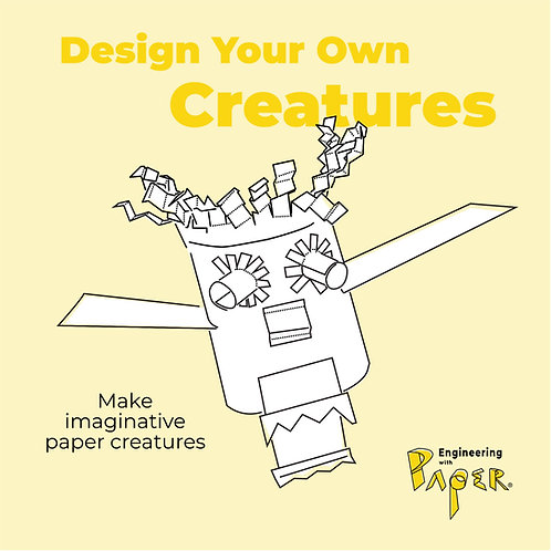 CREATURES Engineering with Paper Project Packet