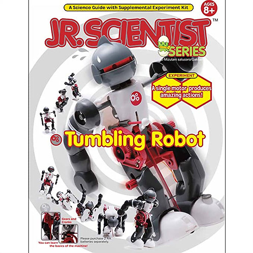 Jr. Scientist Tumbling Robot