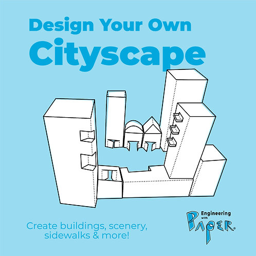 CITYSCAPE Engineering with Paper Project Packet