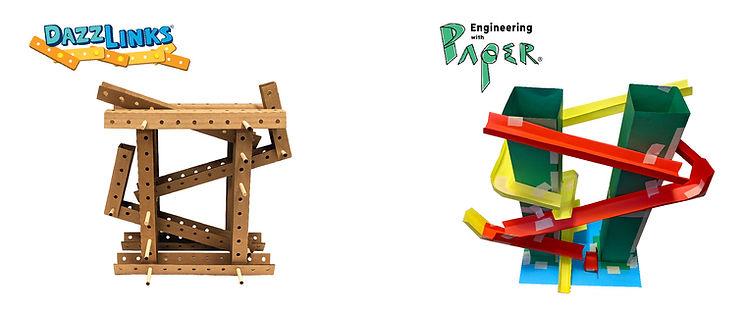 roller coasters dazzlinks and ewp_dazz a