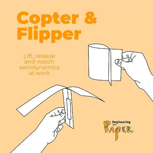 Copter & Flipper - Aerodynamics
