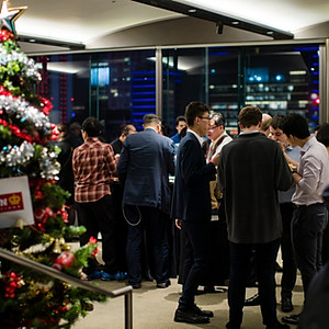2019 ANZCham Christmas Party