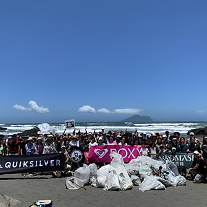 2020 ANZCham Beach Clean