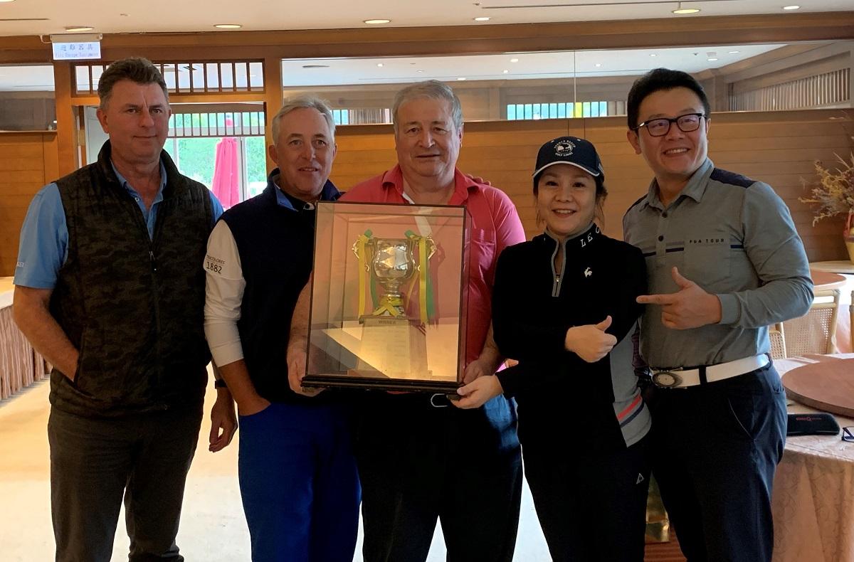 ANZCham Winners Greg, Ray, Doug, Echo, R