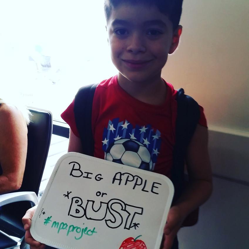 Big Apple or Bust!