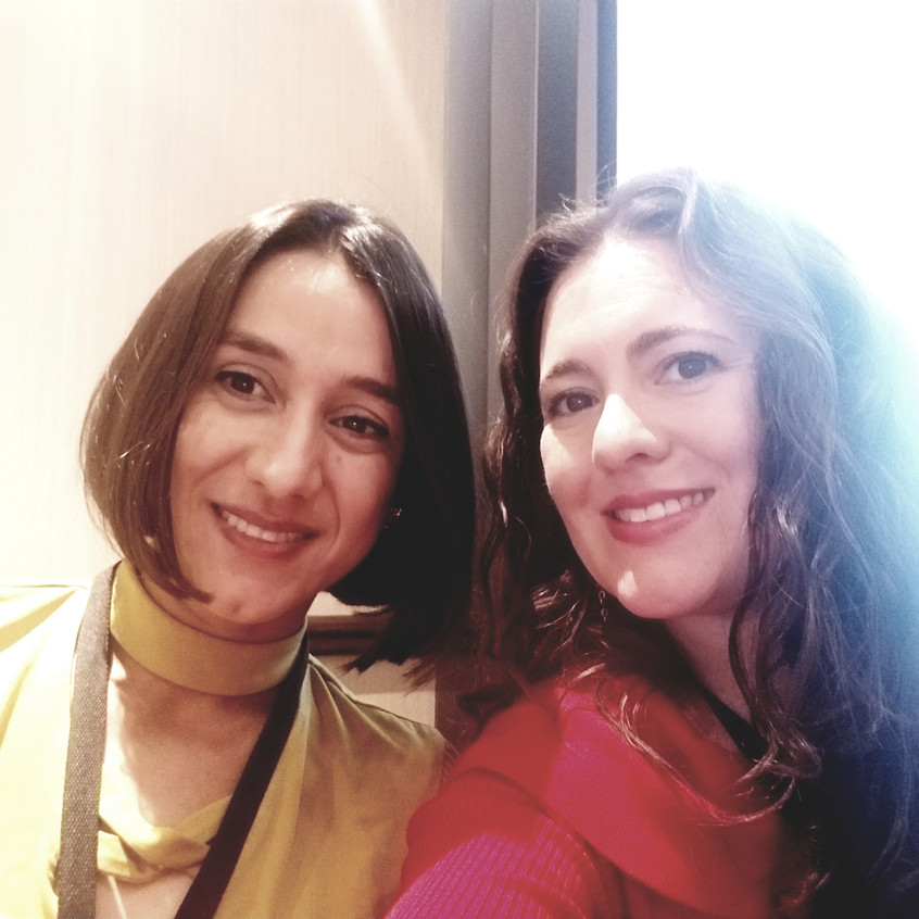 Yvonne Montoya & M. Jenea Sánchez