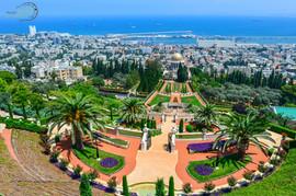 al yakhour hostel nera the Bahai Gardens