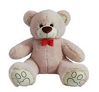 Медведь Валентин 90 см Карамельный МВН-9