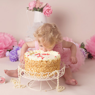 Cake Smash Yanchep Perth