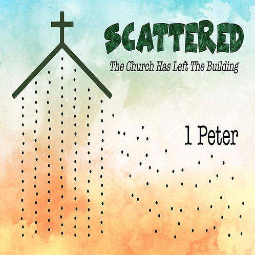 (Notes & PPT) Scattered Pastor's Pack (2020)