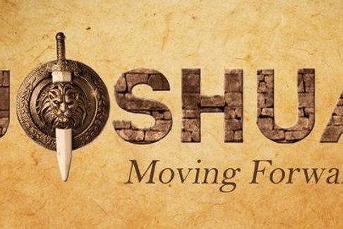 (Notes & PPT) Joshua: Moving Forward Pastors Pack