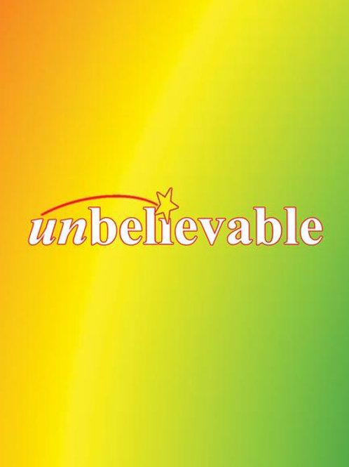 Unbelievable (2007)