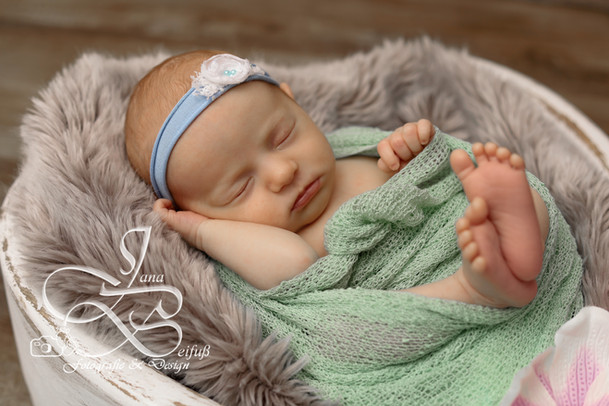 Fotograf Neugeborene Weißenhorn