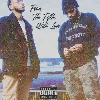 From The Fifth, With Love (EP) - Jenks & Childz