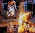 共通工房金工工房 鋳造室