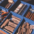 共通工房木材工房各種手道具
