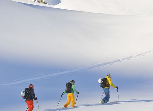 Skitouren Gargellen (c) Josef Mallaun