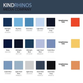 KindRhinosMedia Co BrandGuide