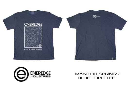 Overedge Blue Manitou Topo