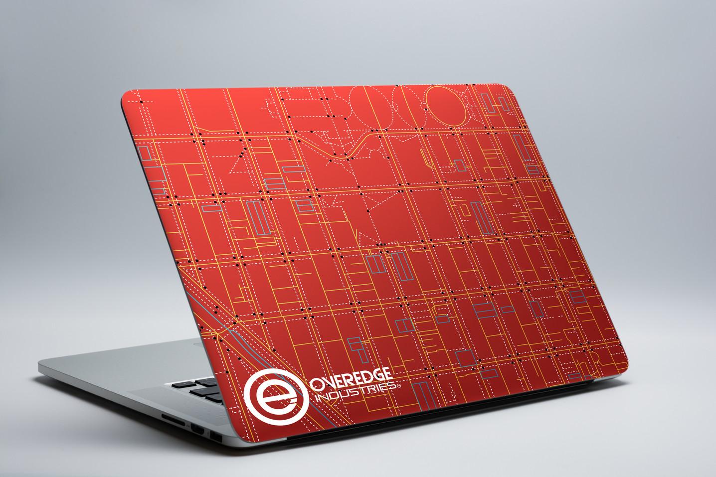 Macbook Denver Topo