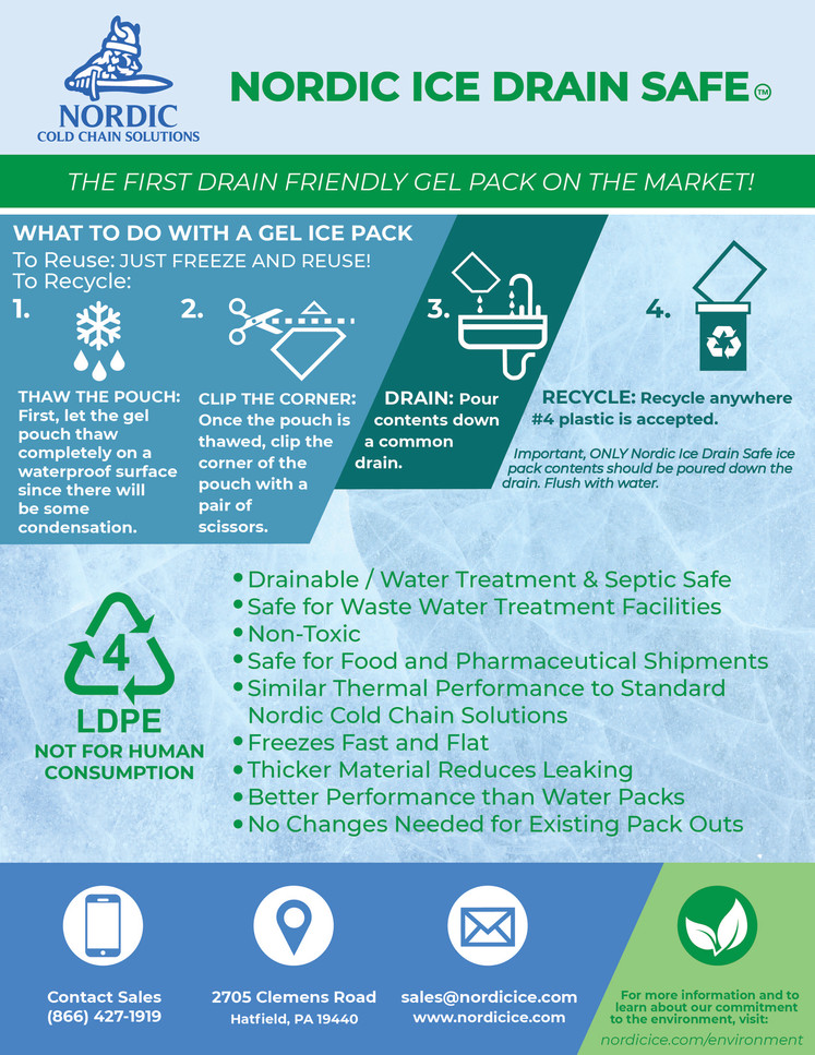 Nordic Cold Chain Solutions Flier