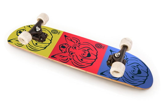 Skate Board Pigs