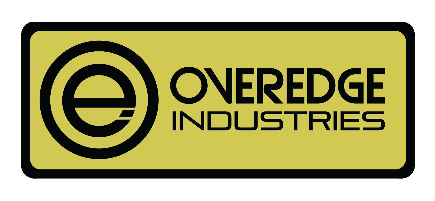 Overedge Industries Sideways Decal