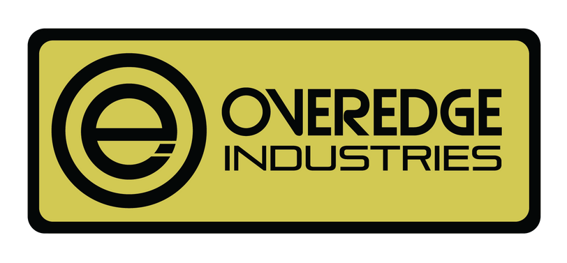 Overedge Industries Sideways Decal